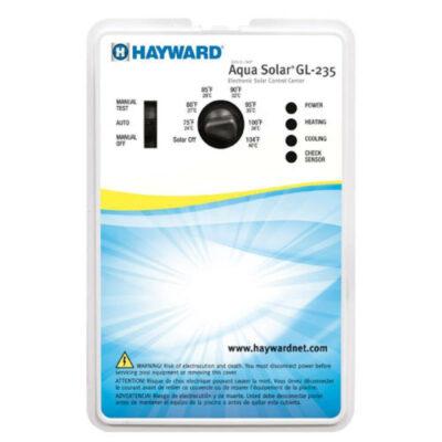 hayward goldline solar pool control with valve glc 2p a