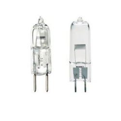 low voltage halogen bi pin lamps 50w 12v compact size dimmable integral uv