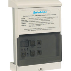 SolarMaticSolarControllerPoolHeatingSystem